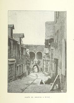 Image taken from page 157 of 'Les Côtes de la France ... De Cherbourg à Saint-Nazaire par la plage, etc' | by The British Library