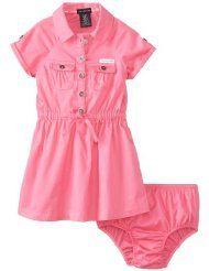Calvin Klein Baby-Girls Infant dress