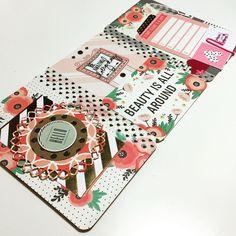 Mini snailmail flipbook.