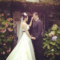 Sweetest moment #wedding
