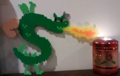 """Trogdor! The Burninator Check out his majesty! 8.5"""" X 11"""""""