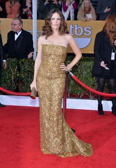 Jennifer Garner, SAG Awards in January 2013