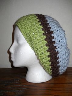 Also available from Crochet By the Hook blog.