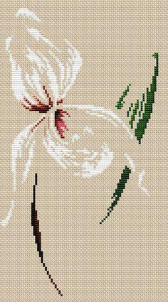 Cross Stitch Floss, Cross Stitch Bird, Cross Stitch Designs, Cross Stitching, Cross Stitch Patterns, Ribbon Embroidery, Cross Stitch Embroidery, Fleurs Art Nouveau, Cross Stitch Cushion