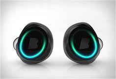 Revolutionary Wireless Ergonomic Earphones - The Dash Wireless Earphones are Compact And Liberating (GALLERY)