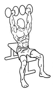 Dumbbell Shoulder Press 2