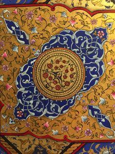 Islamic Art Pattern, Pattern Art, Persian Motifs, Turkish Art, Islamic Art Calligraphy, Illuminated Manuscript, Art And Architecture, Mandala, Artsy