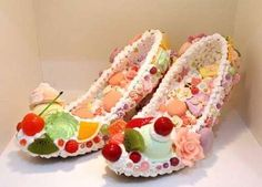 50 Candy Inspired Designs #Fashion #Art #Candy