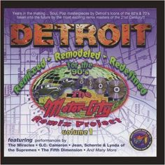 Detroit Remixed Remodeled Redefined-The Motorcity - Vol. 1-Detroit Remixed Remodeled Redefined-The Mot, Green