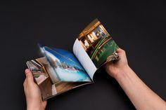 DasselbeImage, neuer Look – die Alpenresort Schwarz Imagebroschüre ist nicht nur grafisch schön anzusehen, sondern auch haptisch einen Griff wert.