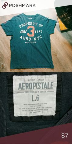 T-shirt Super cool mens piece with no damage! Box 8 Aeropostale Shirts Tees - Short Sleeve