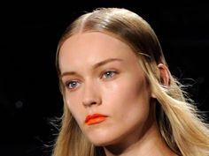 Tendencia: los labiales de moda (© AP)