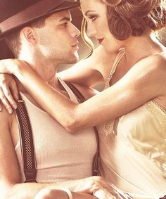 """Jeremy & Laura in """"Bonnie & Clyde"""" Broadway Bonnie And Clyde Photos, Bonnie Clyde, Bonnie Parker, Couple Photography, Engagement Photography, Retro Photography, Engagement Session, Wedding Photography, Engagement Pictures"""