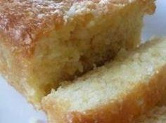 Christmas Morning Coconut Bread