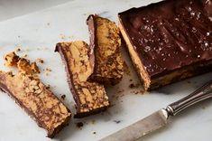 Peanut Butter–Chocolate Halvah Recipe on Food52, a recipe on Food52