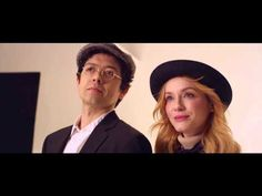 What's Your Brooks Brothers Story? | Christina Hendricks & Geoffrey Arend: Our Wedding Day - YouTube