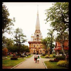 Temple, Phuket Thailand