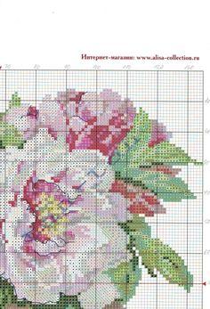 Gallery.ru / Photo # 5 - 2-21 Blooming Garden. Peonies - tosi4ka-84---PAGE 6 OF 7
