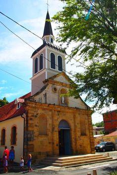 Uncommon Attraction: Notre Dame de la Salette, Martinique   Martinique   Uncommon Caribbean