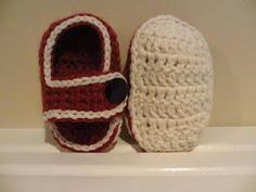 Comfy Baby Sandals from jaysboutique   Check out patterns on Craftsy!