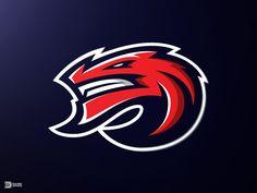 Dragon Sports Logo Secondary by Derrick Stratton