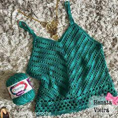 Tops Tejidos A Crochet, Débardeurs Au Crochet, Gilet Crochet, Crochet Shirt, Crochet Woman, Crochet Cardigan, Crochet Summer Tops, Crochet Halter Tops, Crochet Crop Top