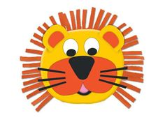 Lion mask - Enjoy playing games with your kids - Huggies