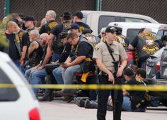 1,000 weapons found in Waco restaurant – including one in a bag of tortilla chips