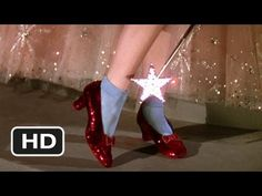 The Ruby Slippers - The Wizard of Oz (3/8) Movie CLIP (1939) HD - YouTube