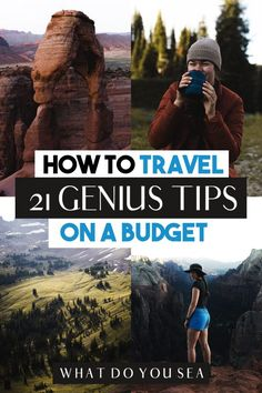 Traveling on a budget and finding budget travel destinations has never been easier than these 21 GENIUS tips for traveling on a low-budget! Use these on your next adventures to save BIG MONEY! #budgettraveltips #traveltips Travel Advice, Travel Hacks, Travel Guides, Holidays In New York, Working Holiday Visa, International Travel Tips, All Family, Solo Travel, Budget Travel