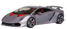 1/24 Super Car No.21 Lamborghini Sesto Element Plastic Model Complete Figure Race $42.51 (as of November 30, 2016, 4:22 pm)