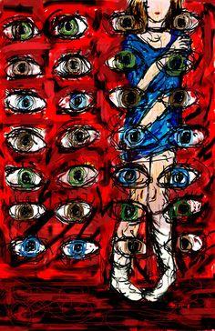 Social Phobia by PenelopeRockhopper