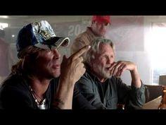 John Rich - Shuttin' Detroit Down [Music Video] feat. Mickey Rourke and Kris Kristofferson