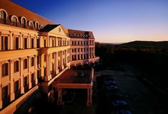 Nemacolin Woodlands Resort- Pennsylvania Resort
