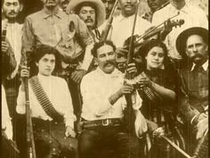 Canciones y fotos de la Revolucion Mexicana--Juana Gallo - (Songs and pictures of the Mexican Revolution--Juana Gallo )