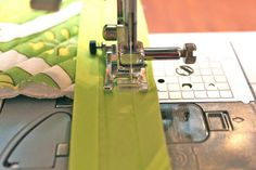 How to Sew Bias Tape on the corners...