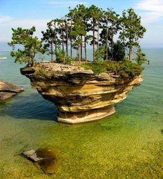 Shores of Lake Huron   Full Dose