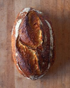 Chad Robertson's Tartine Country Bread