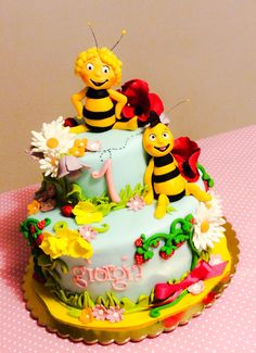 Maia the bee