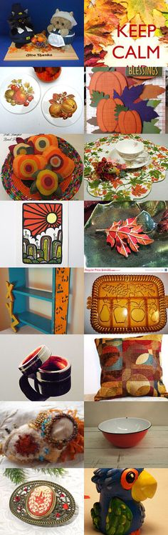 Giving Thanks in Fall Fashion by Angela on Etsy--Pinned with TreasuryPin.com