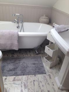 Love my new bathroom! Clawfoot Bathtub, Bathroom Ideas, Bedroom, Home Decor, Bedrooms, Interior Design, Home Interior Design, Master Bedrooms, Home Decoration