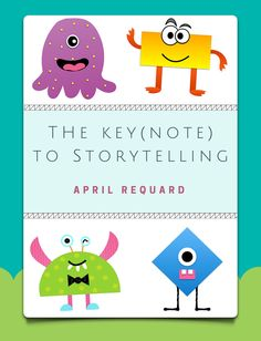 Most Clever and Creative Use of Keynote thus Far! I simply LOVE April Requard!