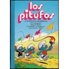 Ediciones B. Olé. Los pitufos. Tomo 1.