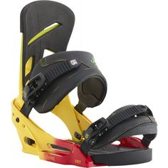 Burton Mission EST Snowboard Bindings from Snowboarding, Skiing, Snowboard Bindings, Freestyle, Belt, Accessories, Boards, Top, Shopping