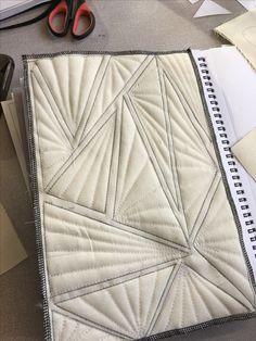 Fashion & Textiles at Shrewsbury College. Fabric Manipulation Techniques, Textiles Techniques, Sewing Techniques, Textile Texture, Fabric Textures, Textile Art, Fabric Art, Fabric Crafts, Quilt Patterns