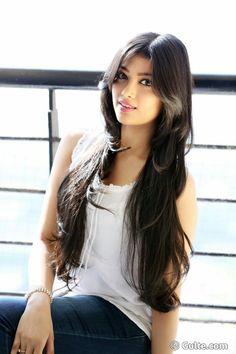 Digangana Suryavanshi Latest Stills - 5 of 12 Beautiful Girl In India, Beautiful Girl Image, Beautiful Indian Actress, Beautiful Women, Cute Young Girl, Cute Beauty, India Beauty, Beauty Women, Cool Hairstyles