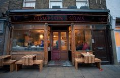 Climpson & Sons Coffee / London