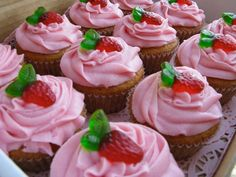 Strawberry Shortcake Party Ideas by Jessica Huth