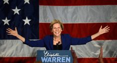 Wall Street's nightmare: President Elizabeth Warren ... I would campaign like an em-effer if this woman decides to run in 2016!!!  She would be unbelievably awesome.  I'll even go a step further ... a ticket with Warren & Sanders ... either as P or VP ... I think this would make an amazing ticket and would have corp America pissing themselves silly!!!!