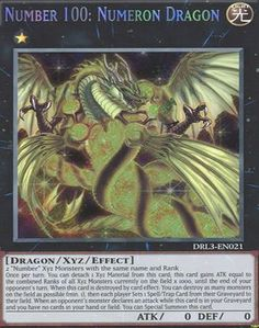 Deckboosters YuGiOh : DRL3-EN021 1st Ed Number 100: Numeron Dragon Secret Rare Card - ( Yu-Gi-Oh! Single Card ) All Deckboosters single cards are brand new in mint condition taken straight from the pack. (Barcode EAN = 5051502210249). http://www.comparestoreprices.co.uk/latest2/deckboosters-yugioh-drl3-en021-1st-ed-number-100-numeron-dragon-secret-rare-card---yu-gi-oh!-single-card-.asp